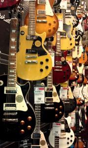 Gitarre lernen, die Quak der Wahl