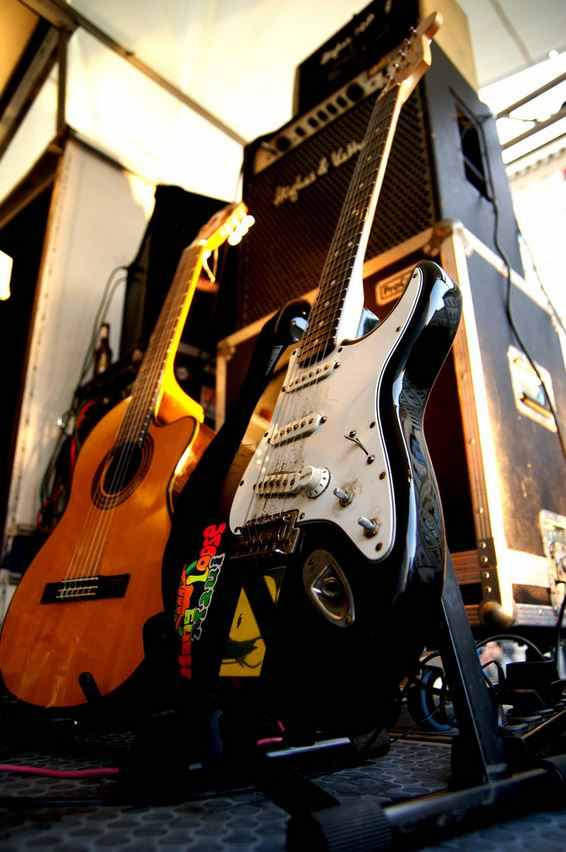 E Gitarre oder Akkustik